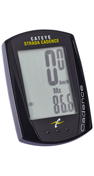 CatEye Strada Cycle Computer black